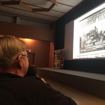 promítání fotografií v třešti kino máj muzejní spolek 4