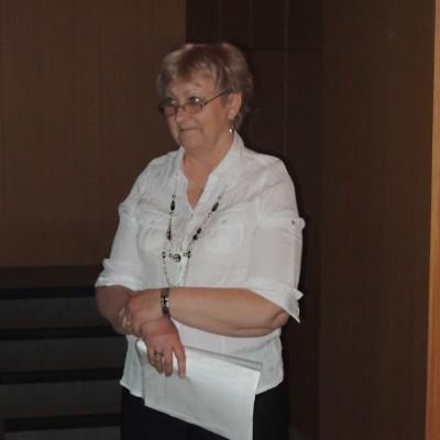 02 - Marie Kameníková moderátorka