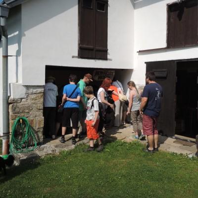 05 - muzejníci jdou do mlýna