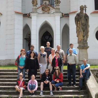 05 výprava muzejníků v želivě