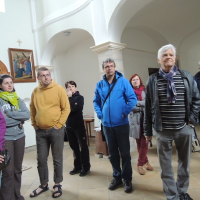 10 - prohlídka kostela