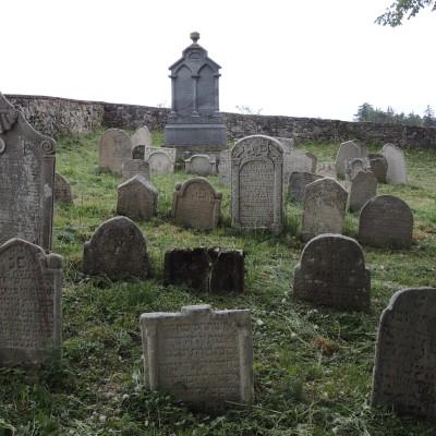 20 - žid. hřbitov v Polici