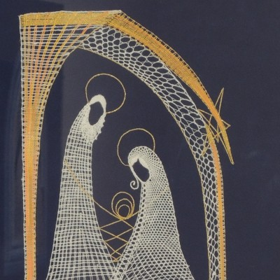 betlémská krajka
