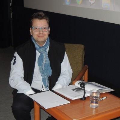 autor Jiří Vybíhal