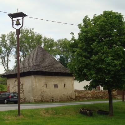 špýchar se zvoničkou