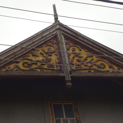 starý německý štít