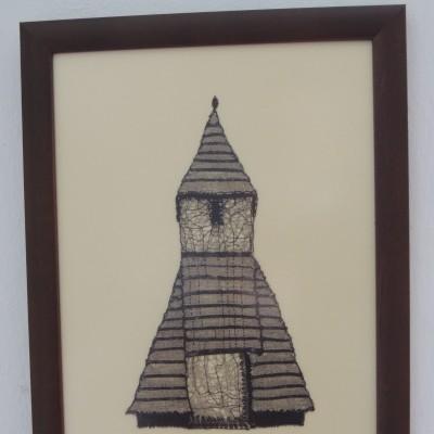 zvonička v Pohledu