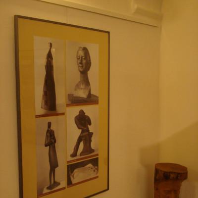exponáty Krechlerovy výstavy