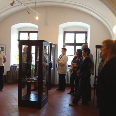 návštěvníci a diskutéři