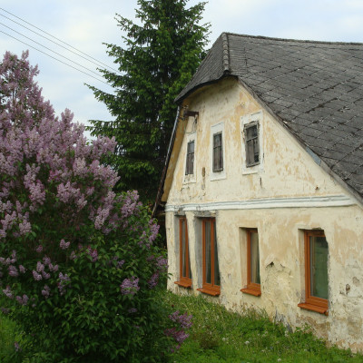 romantický domeček