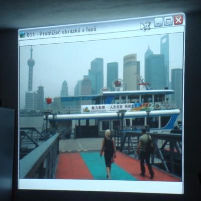 současná Šanghaj