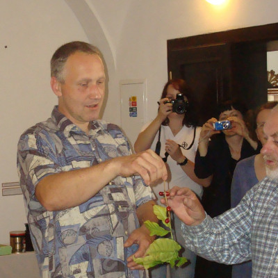 5 znalec kávy pan Bumbálek