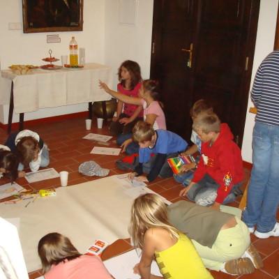 dětská tvořivost