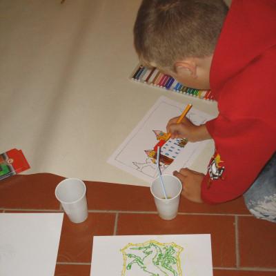 hoch maluje