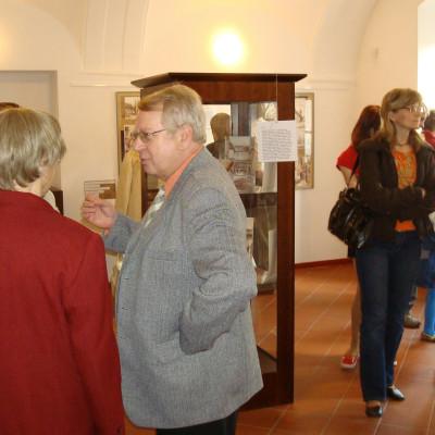hosté výstavy