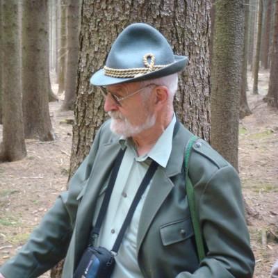 lesní odborník