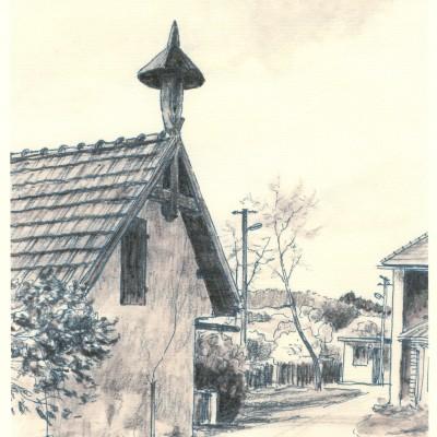 zvonička v Bezděkově