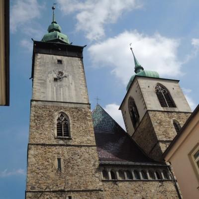 01 - kostel sv. Jakuba většího
