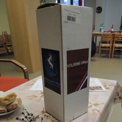 01 - volební urna