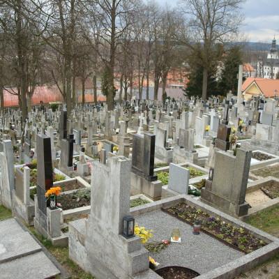 celkový hřbitov
