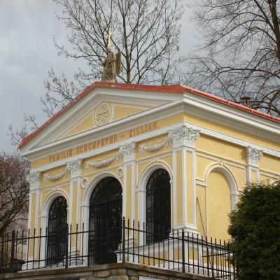 hrobka Schumpeter - Kilian