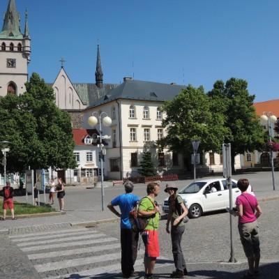 03 - humpolecké náměstí