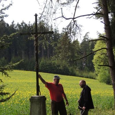 10 - Švejdův kříž