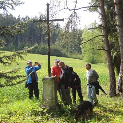 10 - prohlídka Švejdova kříže