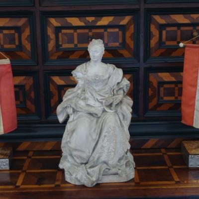 Marie Terezie, zakladatelka