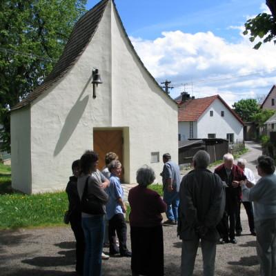 kaple v jestřebí