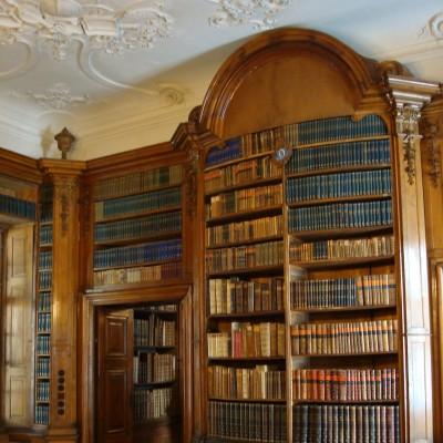 knihovna Tereziana