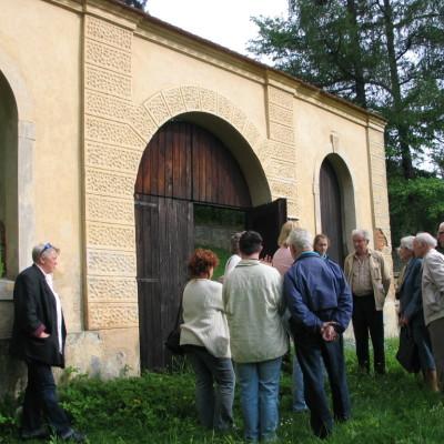 nový židovský hřbitov v Brtnici