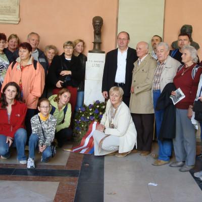 skupina u Masaryka