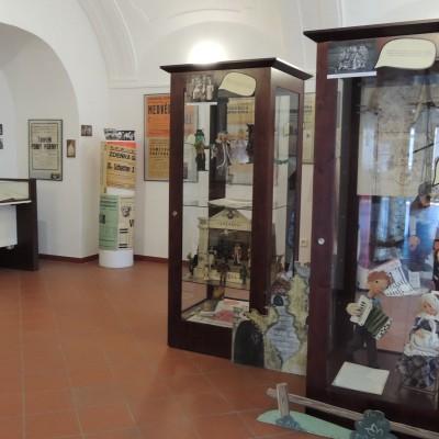 výstava o ochotnících