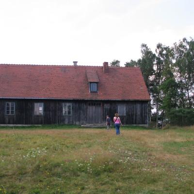 05 - tělocvična v bývalém táboře R.A.D.