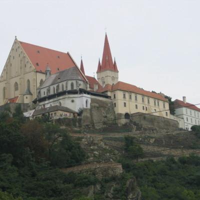 09 Znojmo - kostel sv Mikuláše