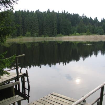11 - rybník Durchák