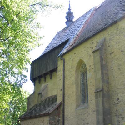 Lipolec - kostel