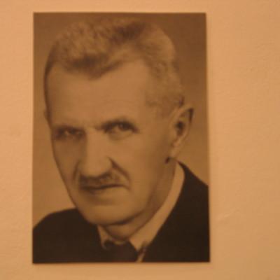 muzejník František Liška