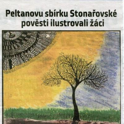 článek Jihl. listy