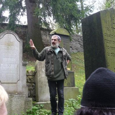 Achab Heidler v Třešti