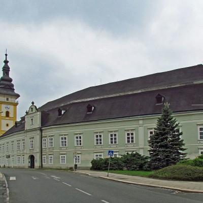 Moravské Budějovice - náměstí