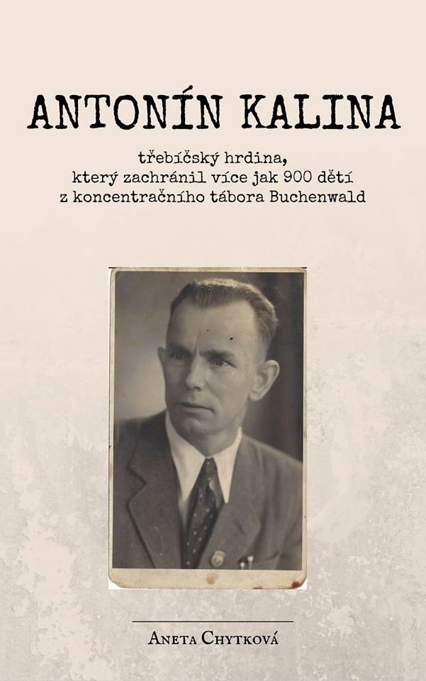 Kniha Antonín Kalina
