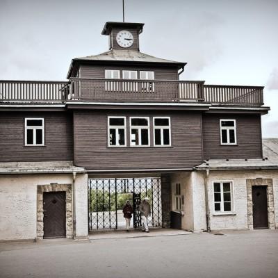07 - brána do KCL BUchenwald