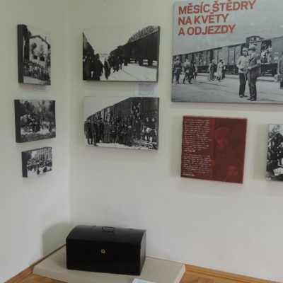 Výstava o Italech