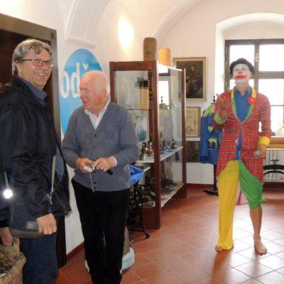 Vítací žongléři