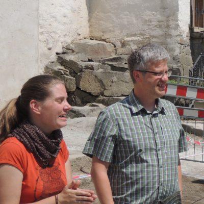 Kastelánka s dr. Peštou