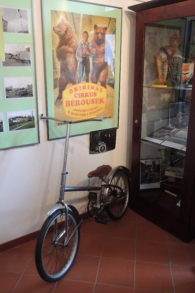 Bicykl pro medvědy