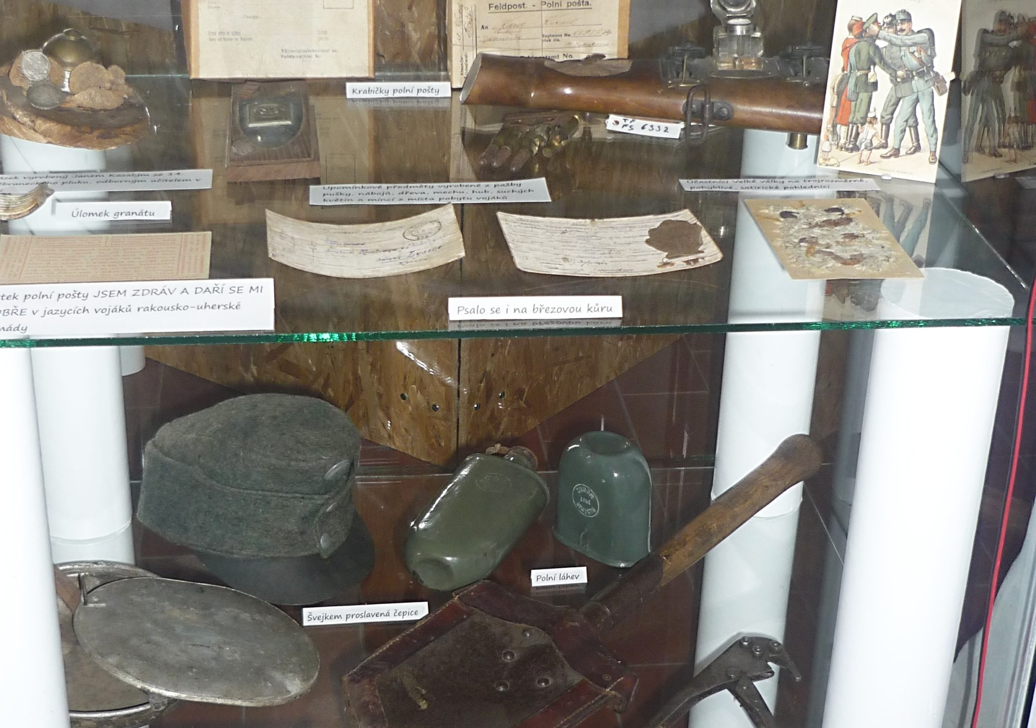 Válečné artefakty