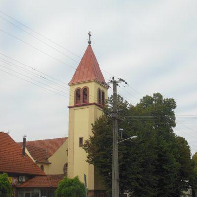 Katolický kostel